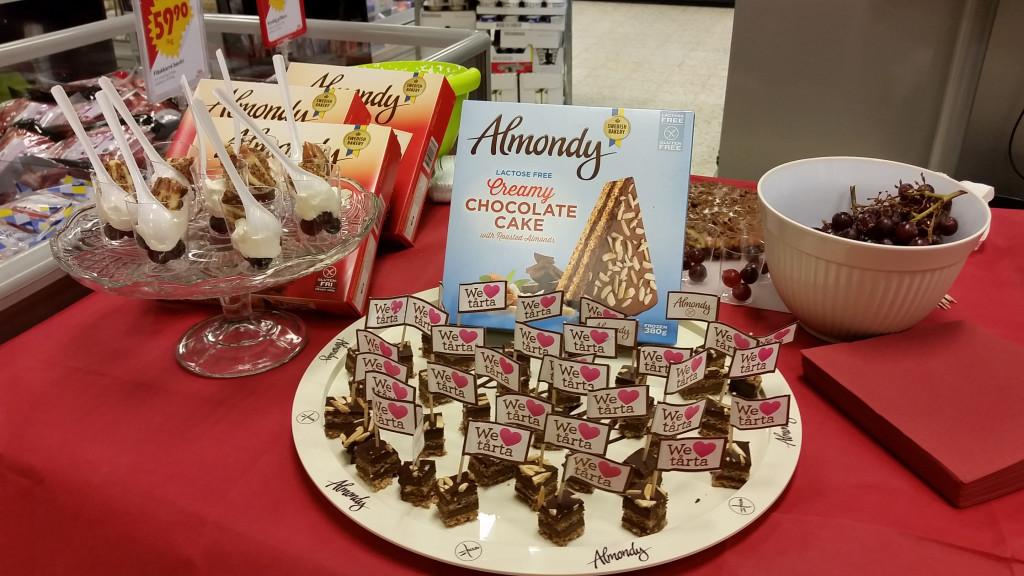 Nyhet från Almondy