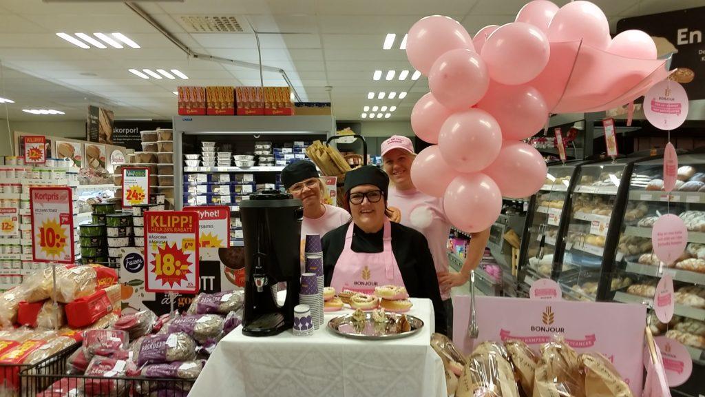 Rosa Bandet kampanjen!
